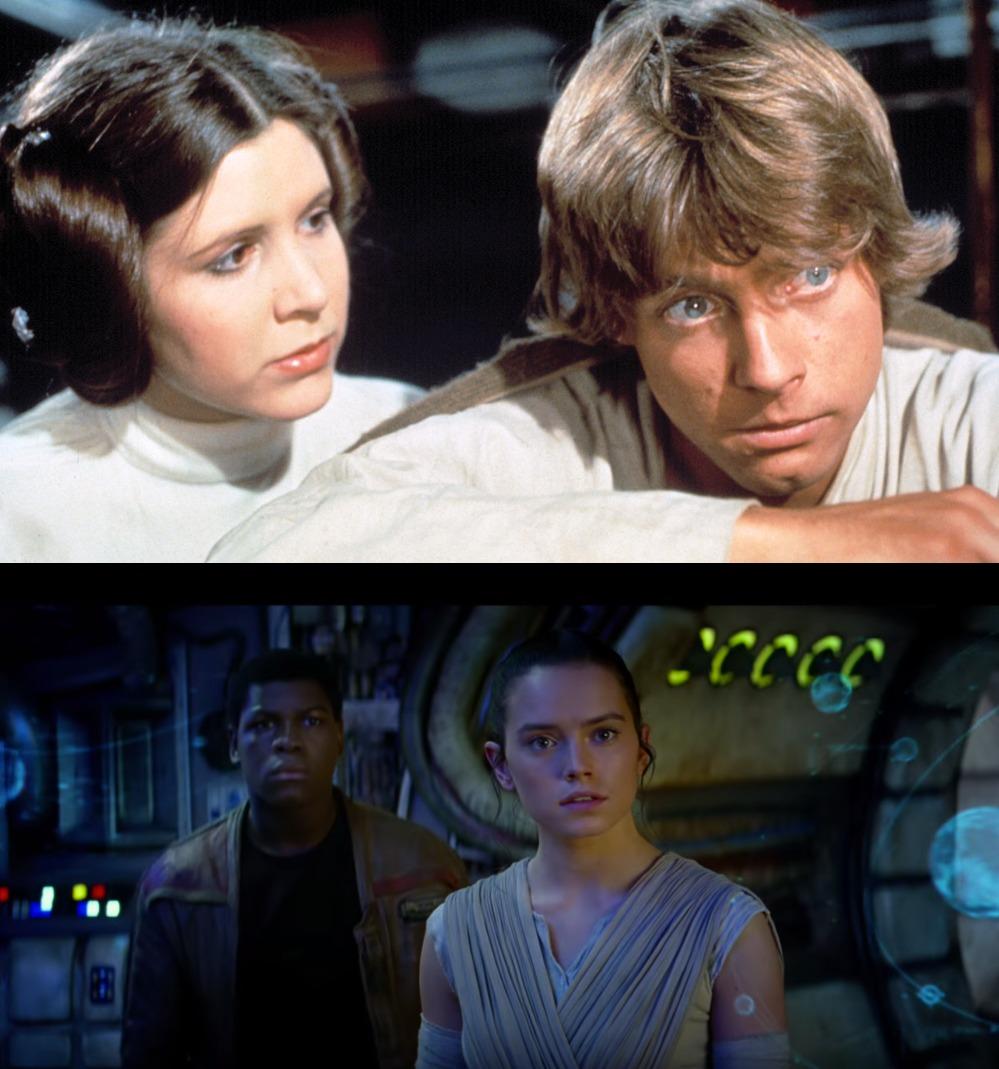 Images via Lucasfilm/Vernon Area Public Library/Legion of Leia