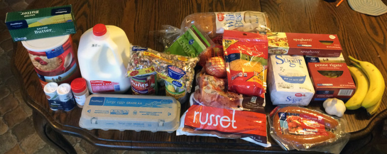 Lessons From Living On A Food Stamp Diet